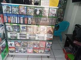 Se vende todo tipo de juegos para play station y Xbox 360 y Xbox one