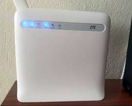 Router Modem Inalámbrico ZTE MF253V 4G LTE