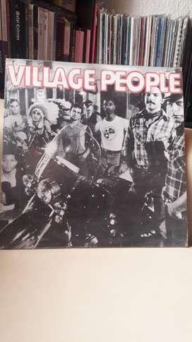 Village People - Lp Vinilo Disco Music