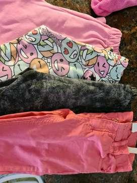 Lote ropa de  nena usada PERFECTO ESTADO