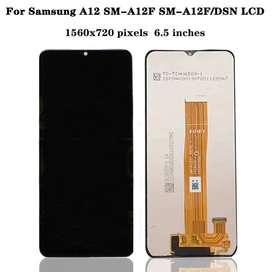 Display Samsung A12 Original