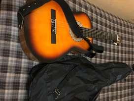 Guitarra clásica Orich Nueva