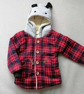 Buzos, vestidos, pijamas y chaquetas para bebes (niño y niña)