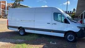 Vendo Sprinter  516 furgón 4325 TE V2 XL