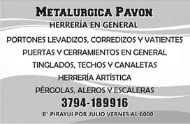 Metalutgica pavon