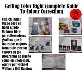 Libro Getting Color Right (correccion de color), en ingles