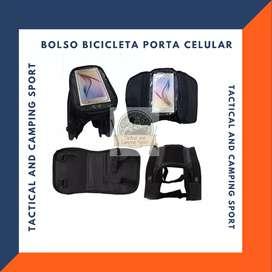 Bolso Porta Celular Doble