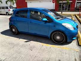 Yaris 2006 en optimo estado