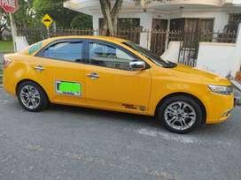 Vendo taxi en Palmira