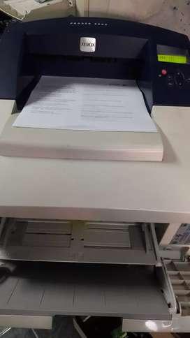 Xerox phaser 3600 alto rendimiento red y duplex