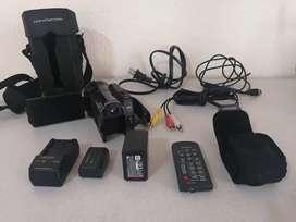 Cámara Sony para fotos y videos Full HD 1080