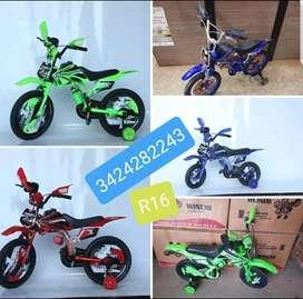 Bici moto para los mas chicos