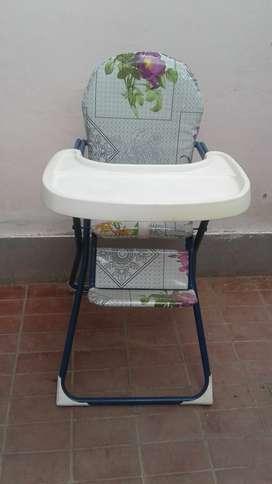 silla de BB para comers