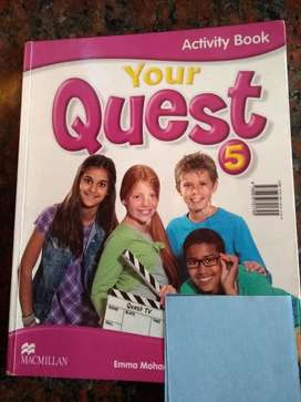 Libro Your Quest 5 Activity