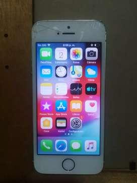 iPhone 5S usado buen estado