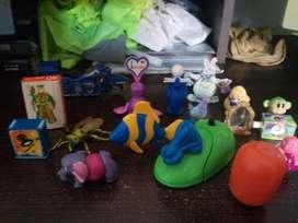 Lote juguetes Kinder