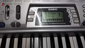 Piano  casio