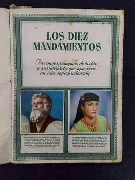 Libro los Diez mandamientos