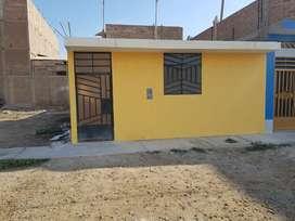 Venta de casa en Chiclayo