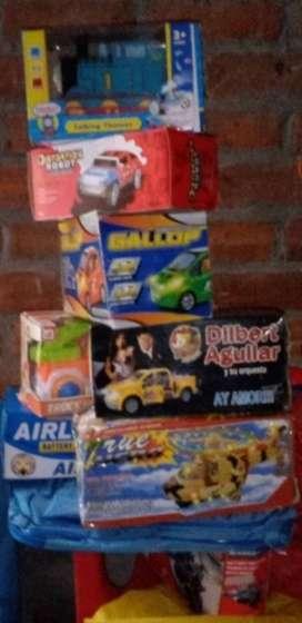 Vendo juguetes de niño