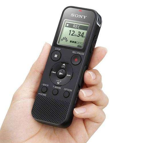 Grabador digital Sony para periodista ICD-PX470 NUEVO 0