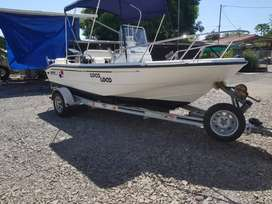 SE VENDE BOTE - BOSTON WHALER 17 PIES (65603188)