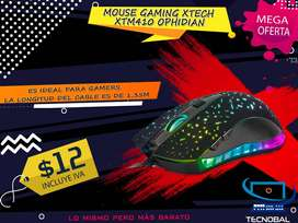 MOUSE GAMIN XTECH