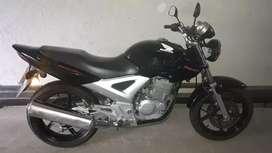 Honda twister 250 exc.