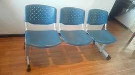 Vendo sillas para oficina