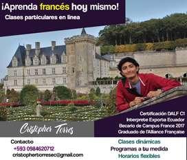 Clases personalizadas de francés