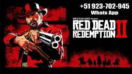 Red Dead Redemption 2 Pc Steam Activación Off Line