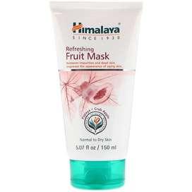 Himalaya, Máscara resfrescante frutal, para piel normal o seca, 5.07 fl oz (150 ml)