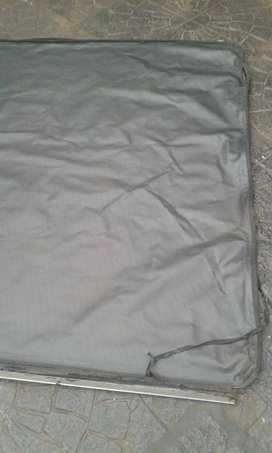 Lona cobertor para camioneta Ranger con sus accesorios