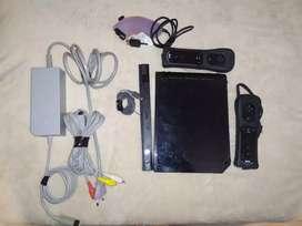 Consola Wii flasheada
