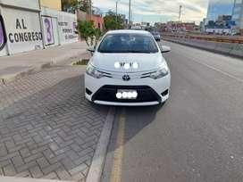 Vendo Toyota Yaris 2016 modelo 2017 envidia