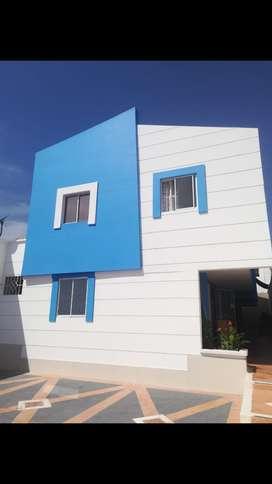 Casa de dos pisos Chiquinquirá