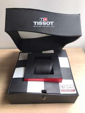Caja reloj Tissot T-Race edicion especial Moto GP.