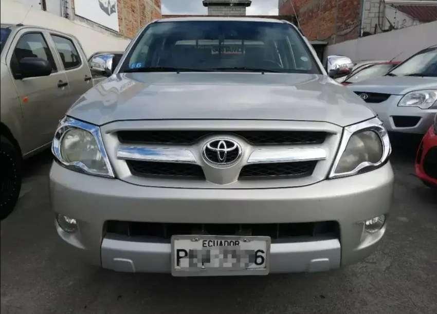 Toyota Hilux D/C 2007 0