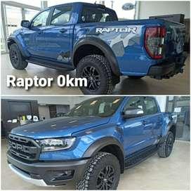 Ford Ranger Raptor 4x4 2.0