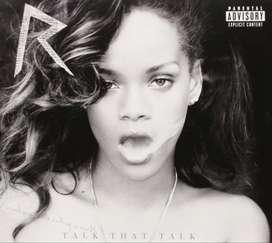 Rihanna Talk that talk edición deluxe