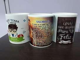 Mugs Personalizados para Cualquier Ocasi