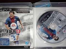 FIFA 13 - PS3 VIDEO JUEGO USADO