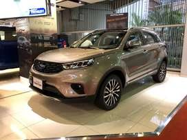 ALL NEW FORD TERRITORY   Autoland