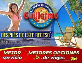 Agencia de viajes Guillermotours