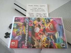 Nintendo Switch Mario Kart 8 Deluxe Sellado MGC