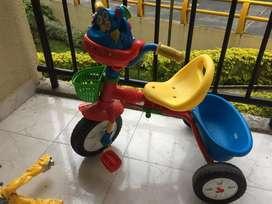 Venta de triciclo