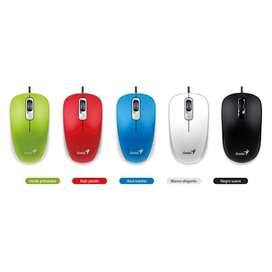 Nombre Plataformas: MOUSE USB GENIUS DX-110 ALAMBRICO - COLORES