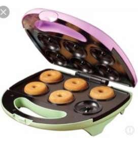 Como Nueva Maquina de Mini Donuts