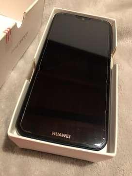 Huawei y5 2019 2 meses de uso, como nuevo