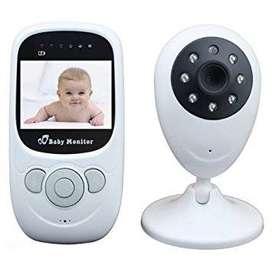 Monitor De Bebe Bidireccional De Visión Nocturna Detección ENVIO GRATIS